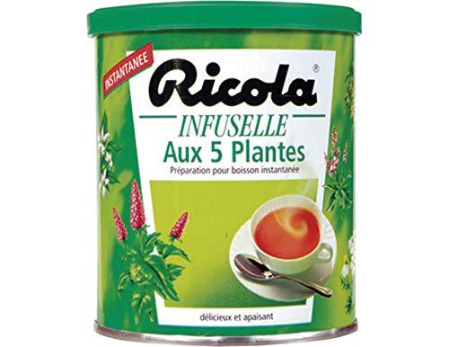 Ricola Infuselle aux 5 Plantes 200 g