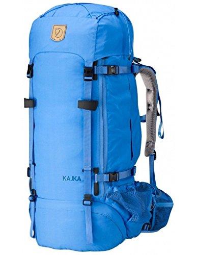 Fjällräven - Zaino Kajka 55, per trekking, da donna, collezione 2015, colore: blu