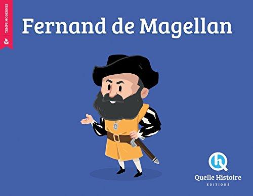 Magellan por Patricia Crété