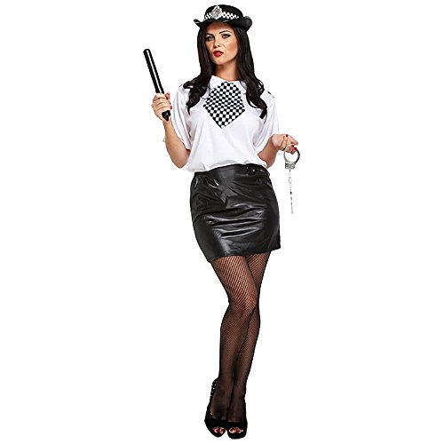 cy Dress Kostüm - One size (Police Fancy Dress Outfits)