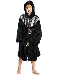 Albornoz infantil Star Wars Darth Vader negro - 10/12 Jahre