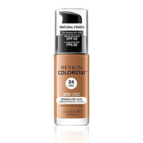 Revlon Colorstay Foundation for normal/Dry Skin, caramello