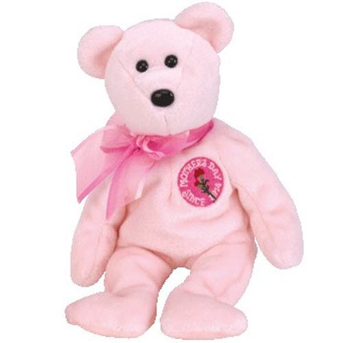 TY Beanie Baby - MOM-e 2004 the Bear (Internet Exclusive)  Toy 27ac74fade39