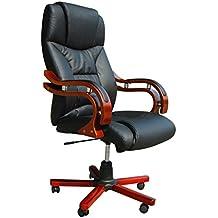 Chaise de bureau cuir fauteuil de bureau design