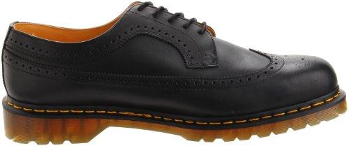 Dr.Martens Mens 3989 5-Eyelet Leather Shoes Black