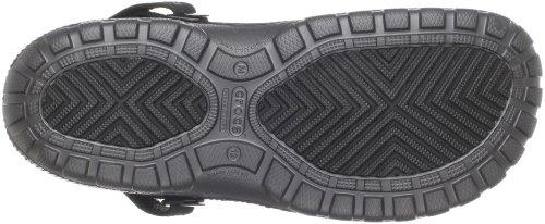Crocs Yukon Sport Men Herren Clogs Nero (Graphite/black)