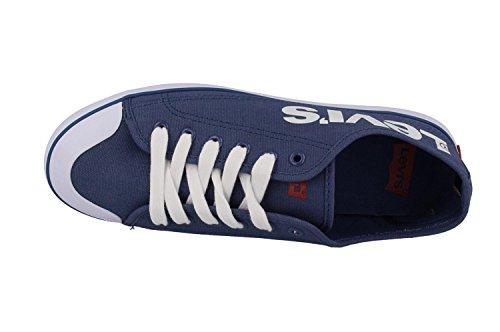 LEVIS BLEU SLIPPER 223089-2733-19 Bleu