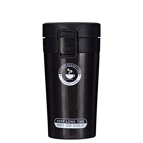 Zhenfa sottovuoto macchina caffè tazza creativa in acciaio inox isolamento tazza sport outdoor coppia-cup auto cup 400ml multicolor