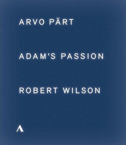 Adam's Passion (Arvo Pärt/Robert Wilson) Blu-ray
