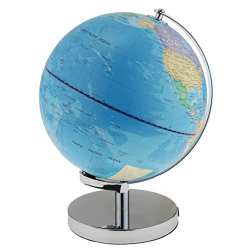 D DOLITY Esfera Mapa Mundial Constelación Iluminado Material Educativo de Geografía