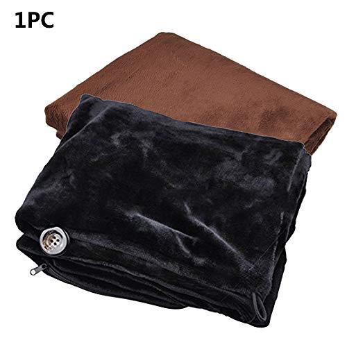 Schal USB Elektrische Heizdecke Kissen, tragbar, beheizt, Schulter- und Nackenbereich, einfach zu bedienen