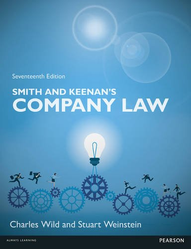 Smith & Keenan's Company Law, 17th edition