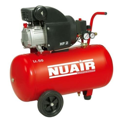 Nuair M257189 - Compresor piston aceite rc2/50 cm