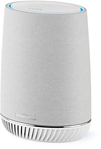 Orbi Voice RBS40V satellite WiFi Mesh di Netgear, assistente vocale Alexa integrato,...