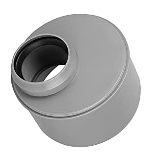 Hot Water Pipe Pipe Reducer Reducing Sleeve, Reducing Übergangsrohr 110/50 - Short Version