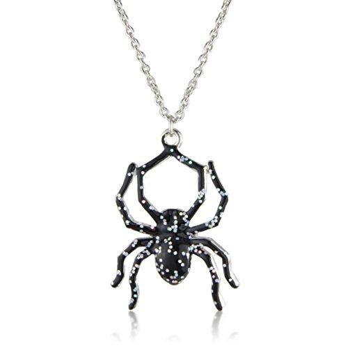 Halloween/fancy Kleid Sparkly und Scary Spider Armband–Geschenk (Scary Hexe Halloween)