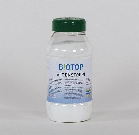 BIOTOP - Algenstopp! 1-kg-Streudose
