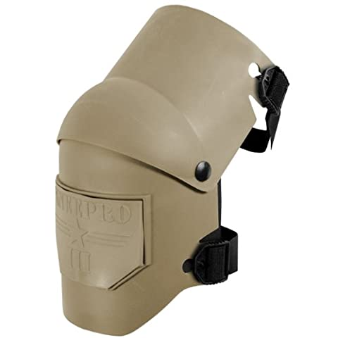 KP Industries Knee Pro Ultra Flex III Knee Pads (Coyote Tan) by K-P Industries