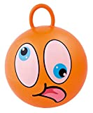 1 x Hüpfball Hüpfbälle Skippy-Ball Hopser Springball Rot 45 cm