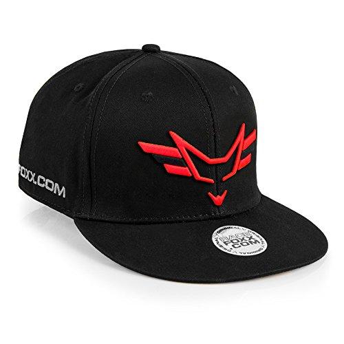 Preisvergleich Produktbild RACEFOXX Wings Snapback Cap (Stick rot)