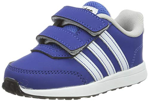 adidas Unisex Baby Vs Switch 2 CMF Inf Lauflernschuhe, Blau (Reauni/Ftwbla/Negbas), 18 EU