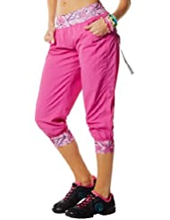 Zumba Fitness Can't Touch This Pantacourt Cargo Femme Sew
