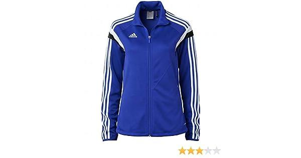 Adidas F76943 Condivo 14 Veste de survêtement pour femme Bleu roi