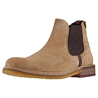TED BAKER MENS BRONZO CHELSEA BOOTS