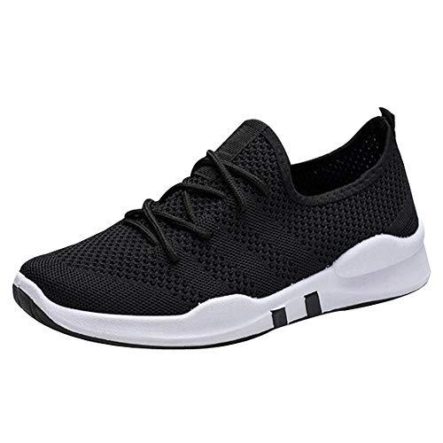 ELECTRI Hommes Baskets,Chaussures Décontractées Bottines à Lacets à Asakuchi en Aide Faible Baskets Mode Chaussures de Course