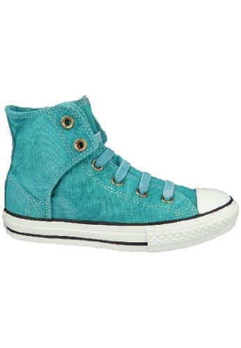 Converse Baskets As Easy Slip Hi Bleu