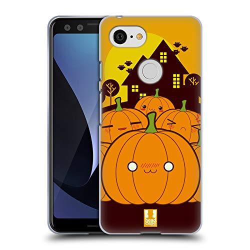 �rbis Im Ganzen Halloween Kawaii Soft Gel Hülle für Google Pixel 3 ()