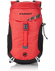 Mammut First mochila infantil Trion, color Negro - Black-Inferno, tamaño 50 x 25 x 28 cm, 12 Liter, volumen liters|12.0