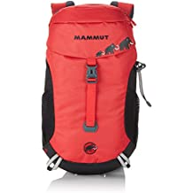 Mammut First mochila infantil Trion, color Negro - Black-Inferno, tamaño 50 x 25 x 28 cm, 12 Liter, volumen liters 12.0