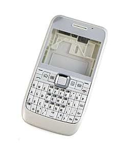 Replacement Faceplate Body Panel Housing Nokia E63 White