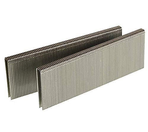 DeWalt DNS18050-2 Heftklammern, 1,27 cm, 18 Gauge, 1/4 Heftklammern, 2.500 Stück -