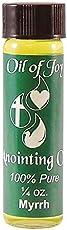 Anointing Oil Myrrh 1/4 Oz - Pack of 6
