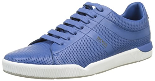 Boss Orange Stillnes_tenn_ltpf 10197234 01, Sneakers Basses Homme Bleu (Bright Blue 430)
