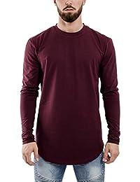 023fa2cb039873 Suchergebnis auf Amazon.de für  basic longshirt - Rot   Herren ...