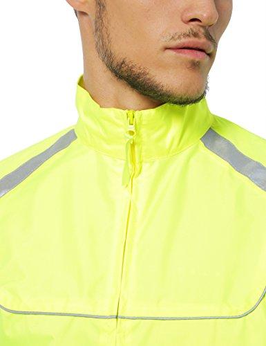 Ultrasport Sicherheits-weste reflektierend Neongelb L