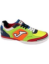 Amazon.es  zapatillas de futbol sala joma - Piel  Zapatos y complementos 1cb8fa02f21d5