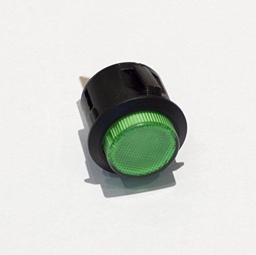 Vaporizzatore digitale Volcano, ricambio del pulsante verde a pressione