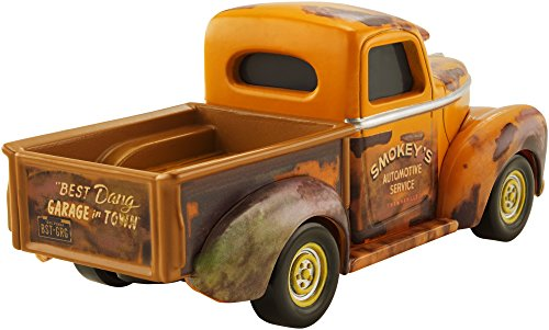 Image of Disney Cars DXV37 Cars 3 Smokey Vehicle