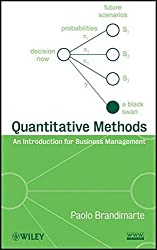 Quantitative Methods: An Introduction for Business Management by Paolo Brandimarte (2011-04-26)
