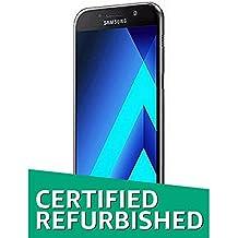 (CERTIFIED REFURBISHED) Samsung Galaxy A7 2017 SM-A720FZKDINS (Black Sky)