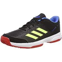 buy online b35cd e622b adidas Court Stabil Jr, Chaussures de Handball Mixte Adulte