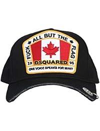 Amazon.it  cappello - Nero   Baschi e berretti   Cappelli e cappellini ... 29b96b141e56