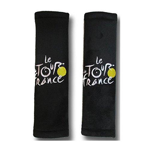 Preisvergleich Produktbild Tour de France htdfpc1 deckt Gürtel,  Schwarz,  Set 2
