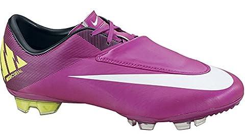Nike Kinder-Fußballschuh Jr. Mercurial Vapor VII FG Lila (35)