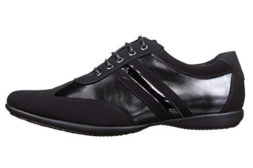 Reservoir Shoes Chaussure Derbie Ari Black Noir