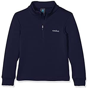 Odlo Kinder Midlayer 1/2 Zip Snowbird Kids Pullover & Sweatshirts
